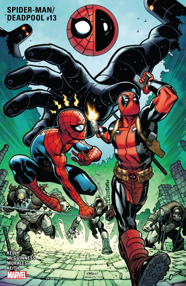 Spider-Man - Deadpool #13