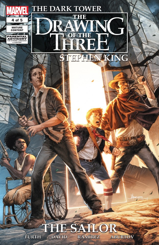 The Dark Tower - The Drawing of the Three - The Sailor #4
