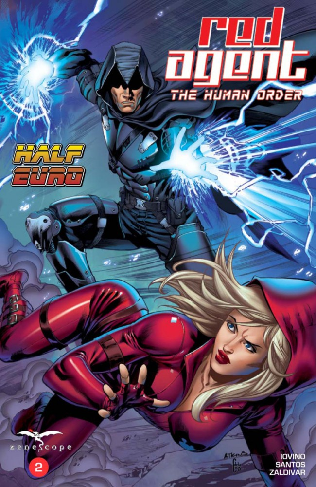 Grimm Fairy Tales Presents Red Agent The Human Order #2