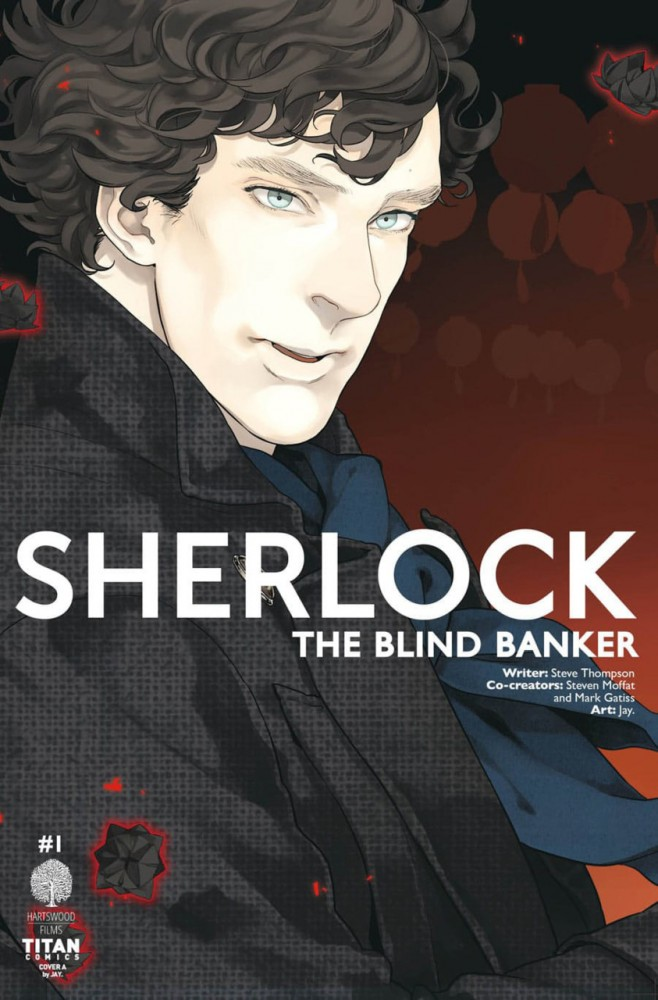 Sherlock - The Blind Banker #1