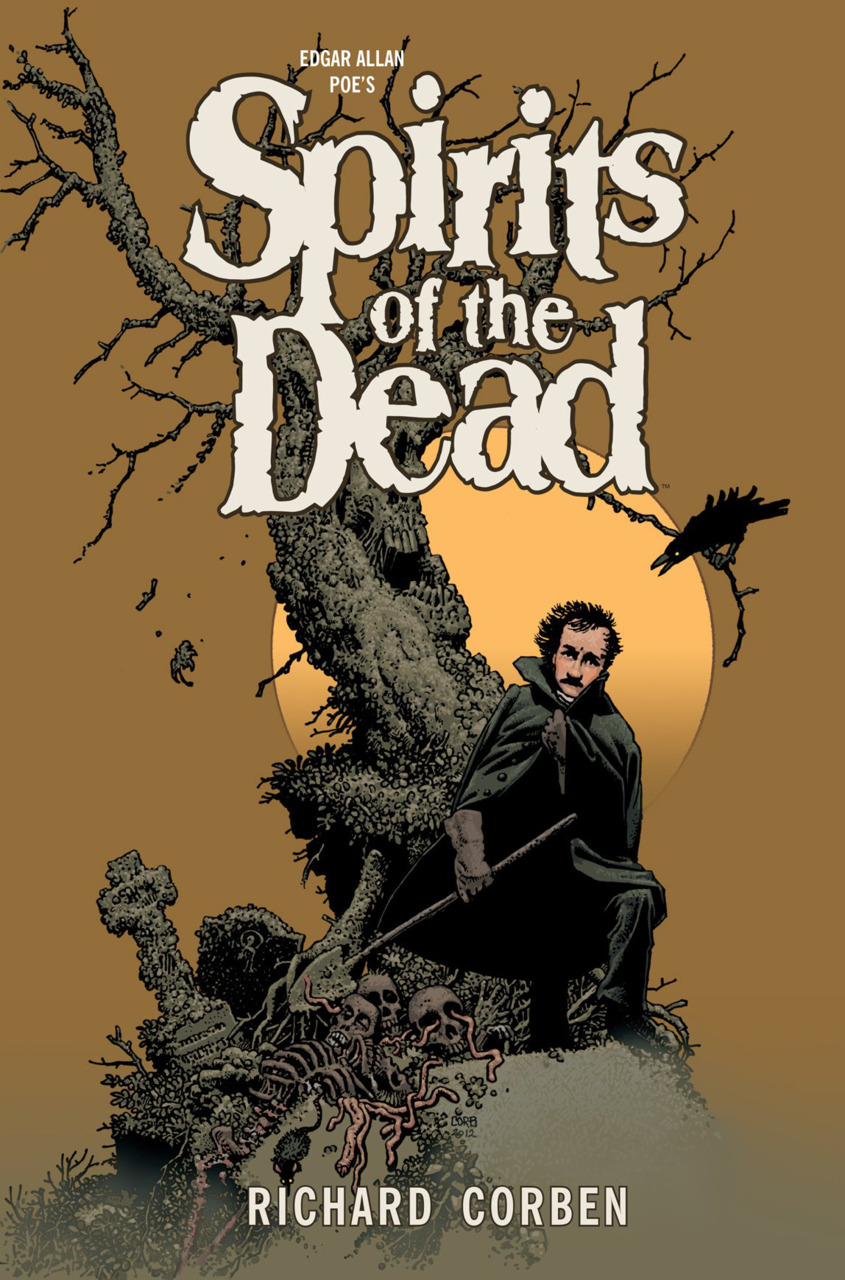 Edgar Allan Poes Spirits of the Dead #1 - HC
