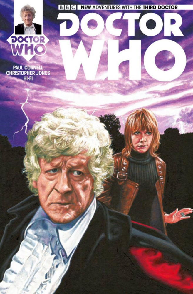 Doctor Who - The Third Doctor #4