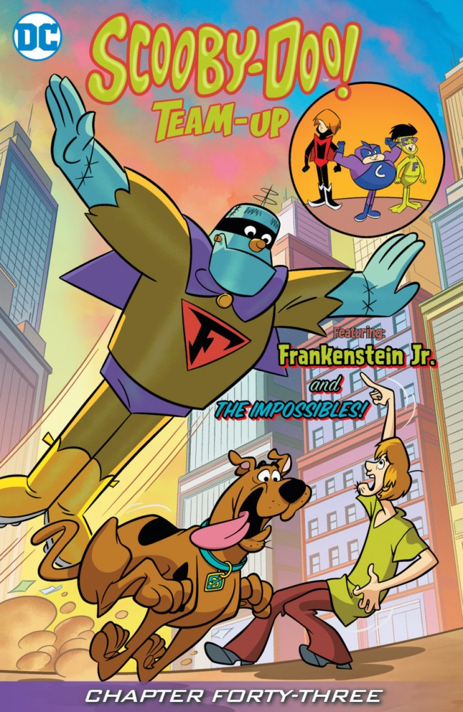 Scooby-Doo Team-Up #43