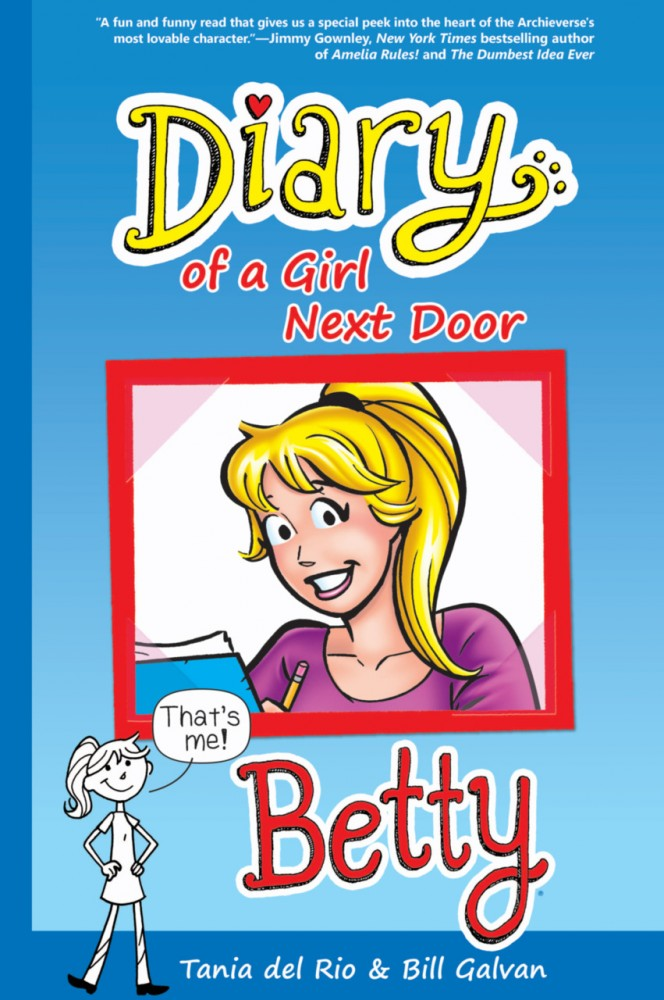 Diary of a Girl Next Door - Betty #1 - TPB