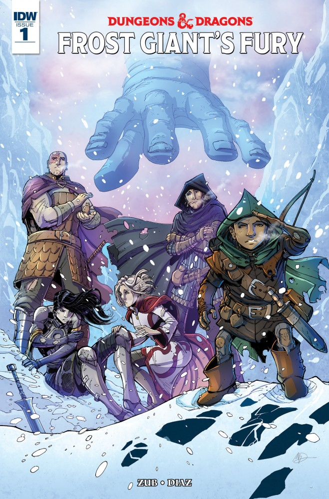 Dungeons & Dragons - Frost Giant's Fury #1