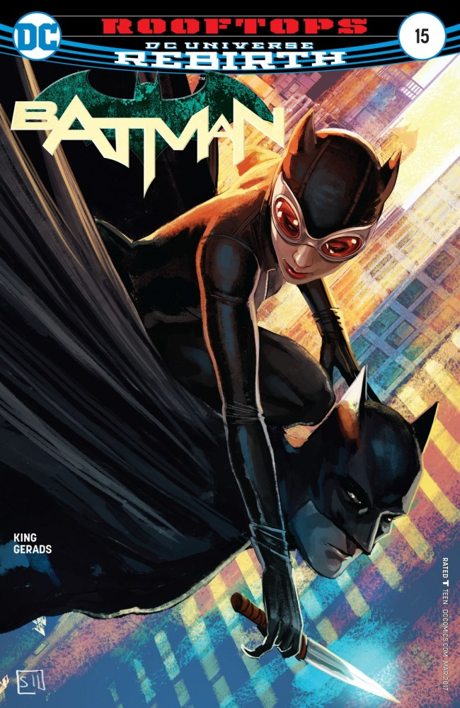 Batman Vol.3 #15