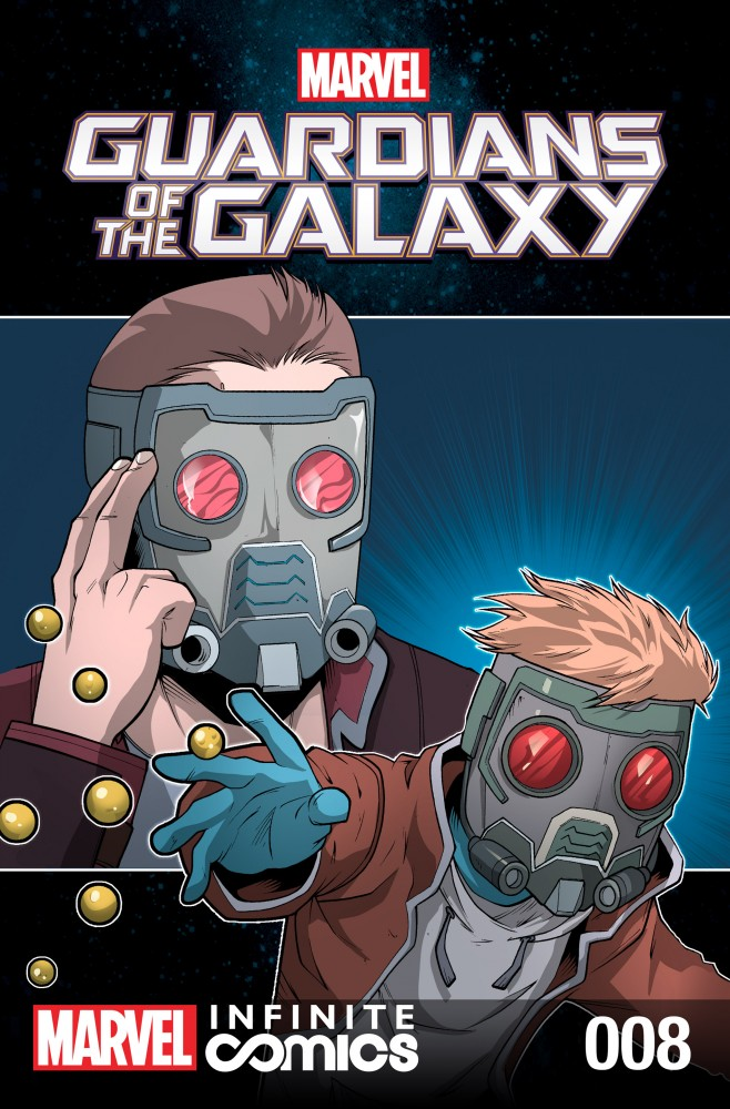 Guardians of the Galaxy - Awesome Mix Infinite Comic #8
