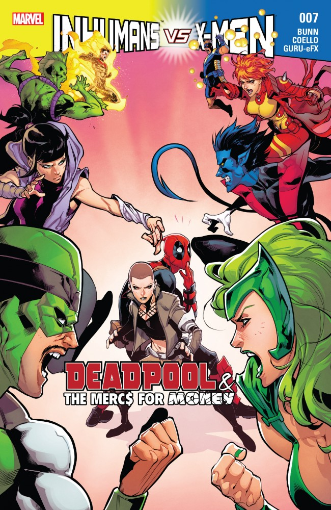 Deadpool & The Mercs For Money #7