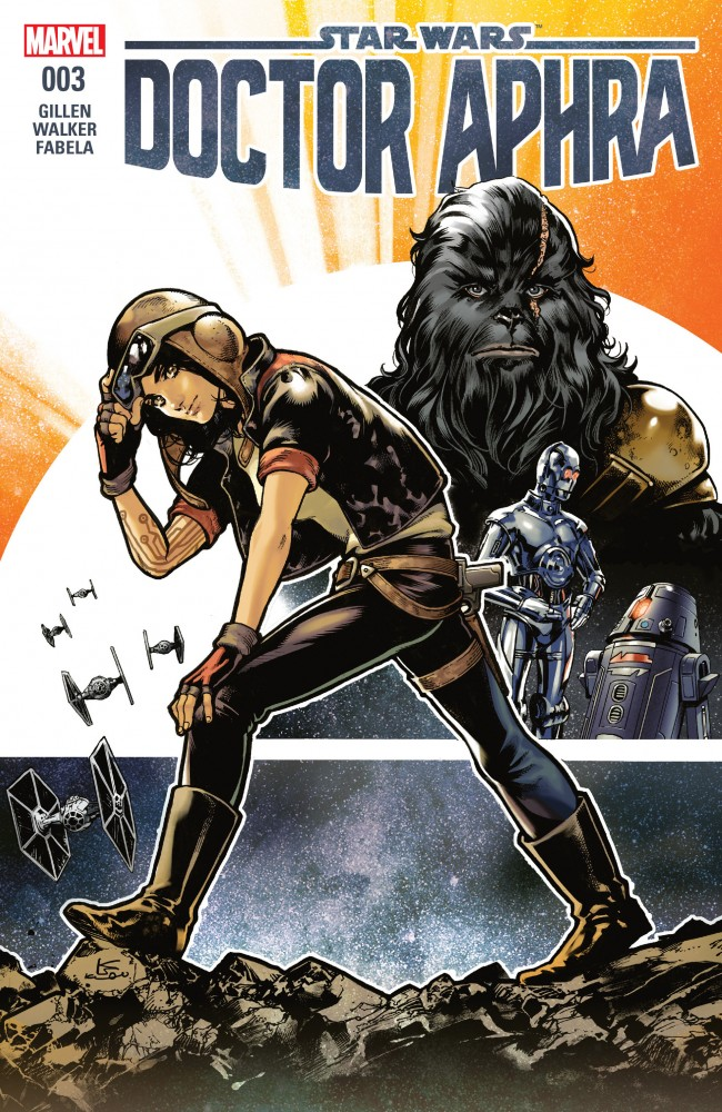 Star Wars - Doctor Aphra #3