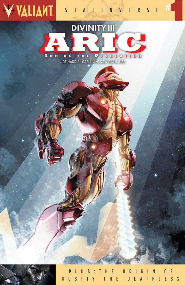 Divinity III - Aric Son of the Revolution #1