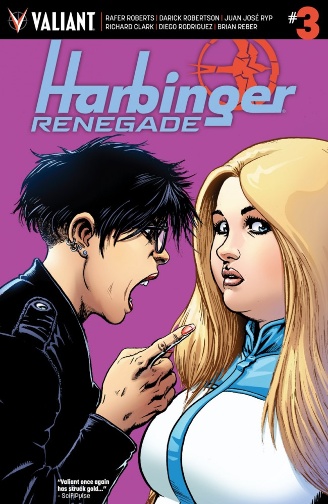 Harbinger Renegade #3