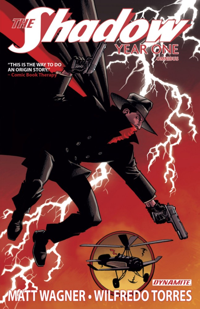 The Shadow - Year One Omnibus Vol.1
