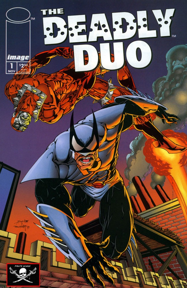 Deadly Duo Vol.1 #1-3 Complete