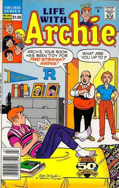 Life with Archie #283