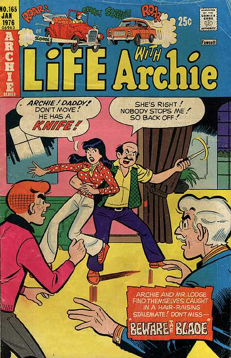 Life with Archie #165