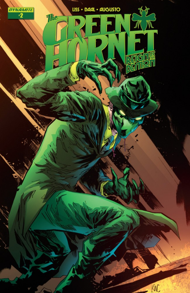 The Green Hornet - Reign of the Demon #2