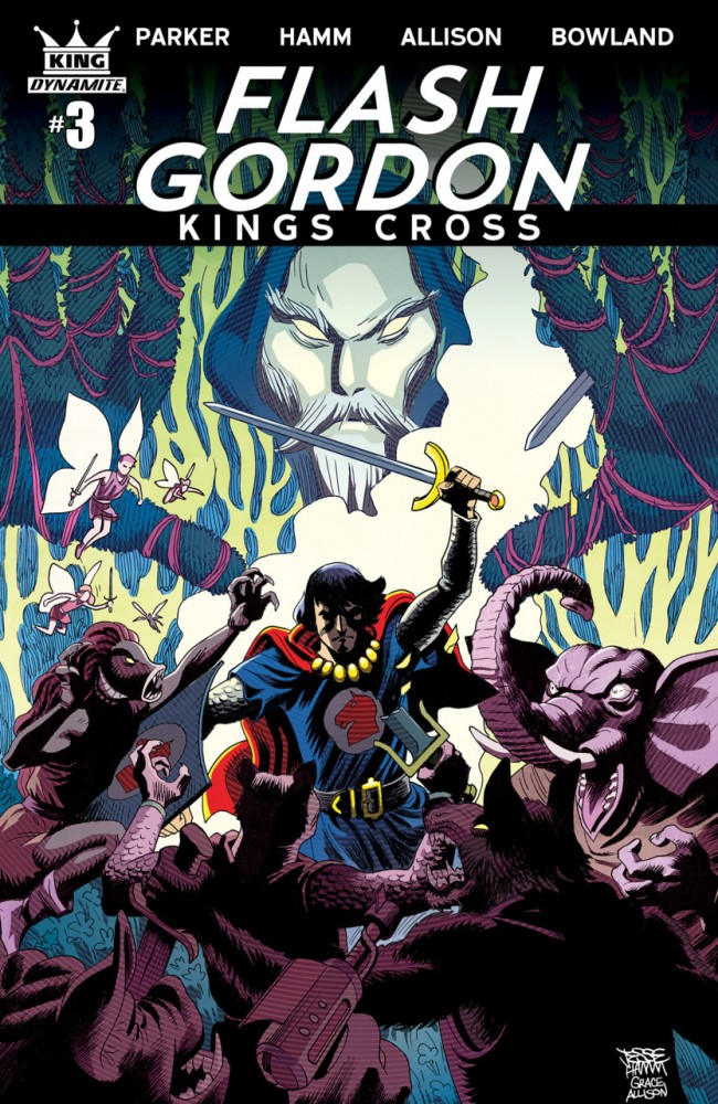 Flash Gordon - Kings Cross #3