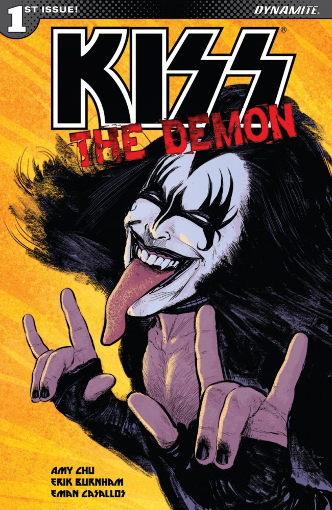 KISS - The Demon #1