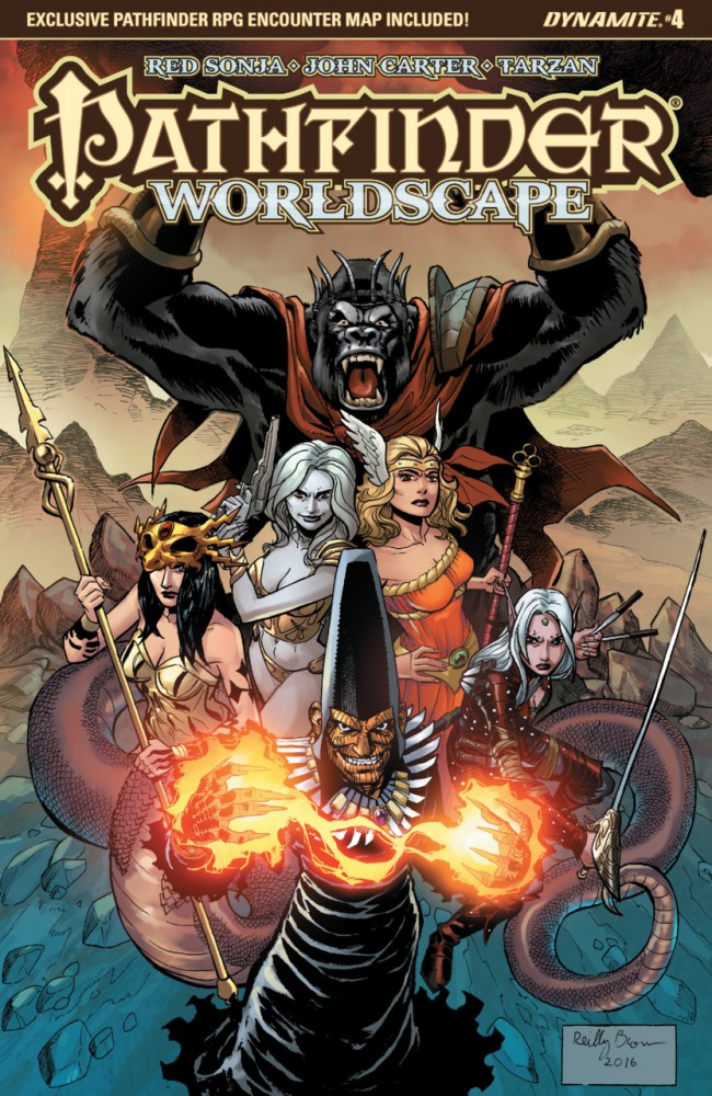 Pathfinder - Worldscape #4