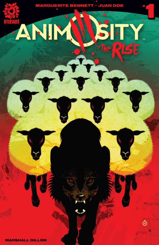 Animosity - The Rise #1