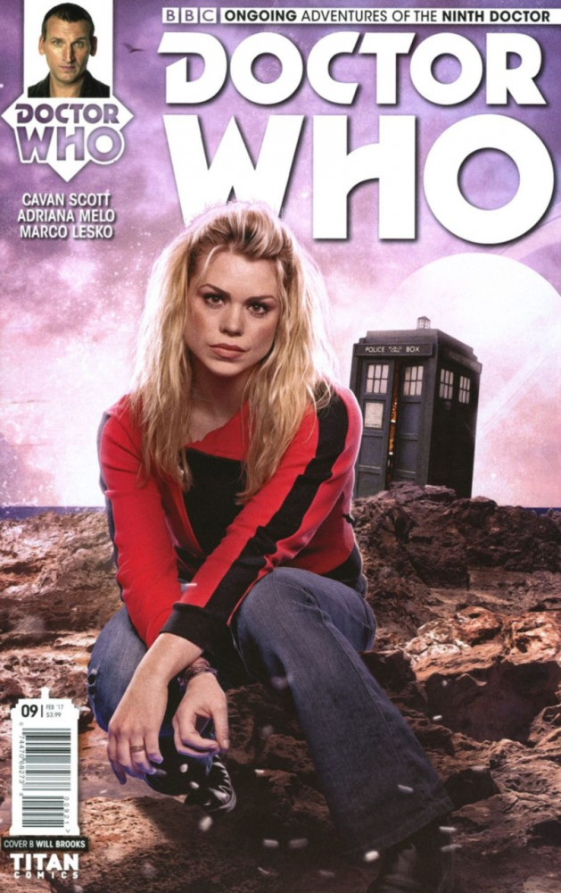 Doctor Who - The Ninth Doctor - Ongoing #9
