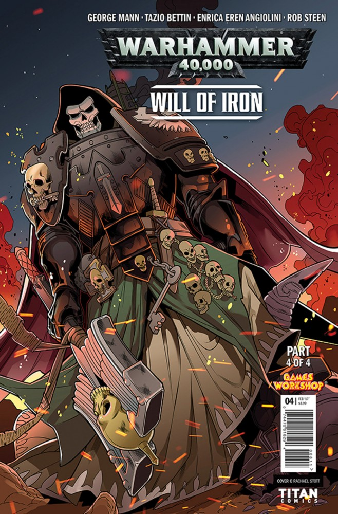 Warhammer 40.000 - Will of Iron #4