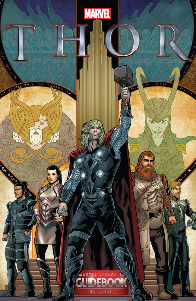 Guidebook to the Marvel Cinematic Universe - Marvel's Thor #1
