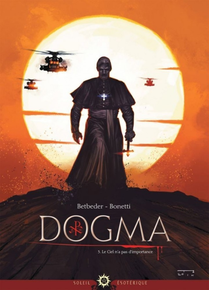 Dogma Vol.3 = Heaven Does Not Matter
