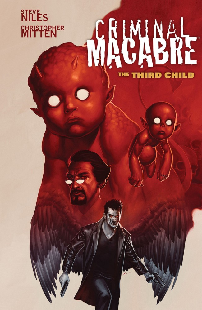 Criminal Macabre - The Third Child #1 - TPB