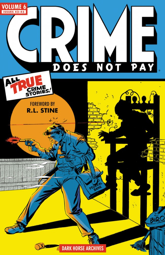 Crime Does Not Pay Archives Vol.6