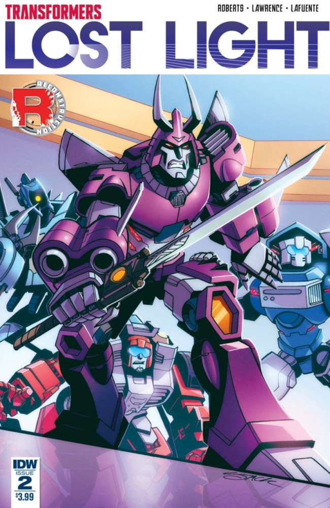 Transformers - Lost Light #2