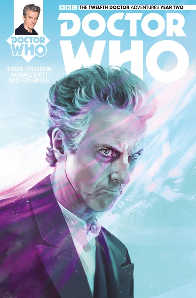 Doctor Who The Twelfth Doctor Year Two #14