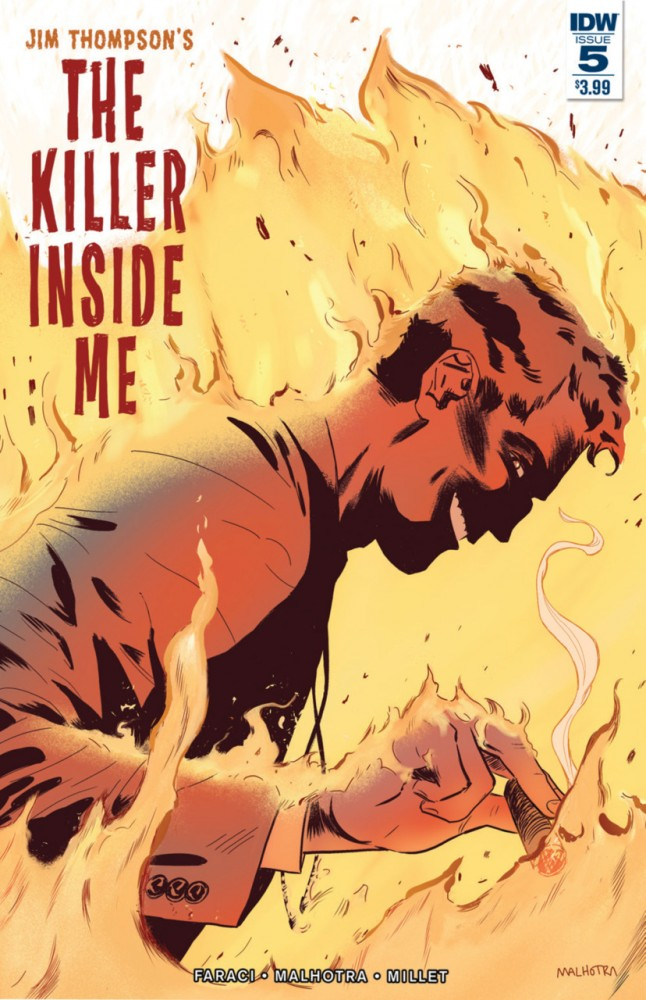 Jim Thompson's - The Killer Inside Me #5