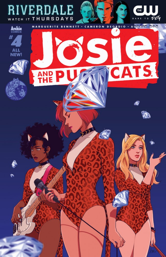 Josie and the Pussycats #4