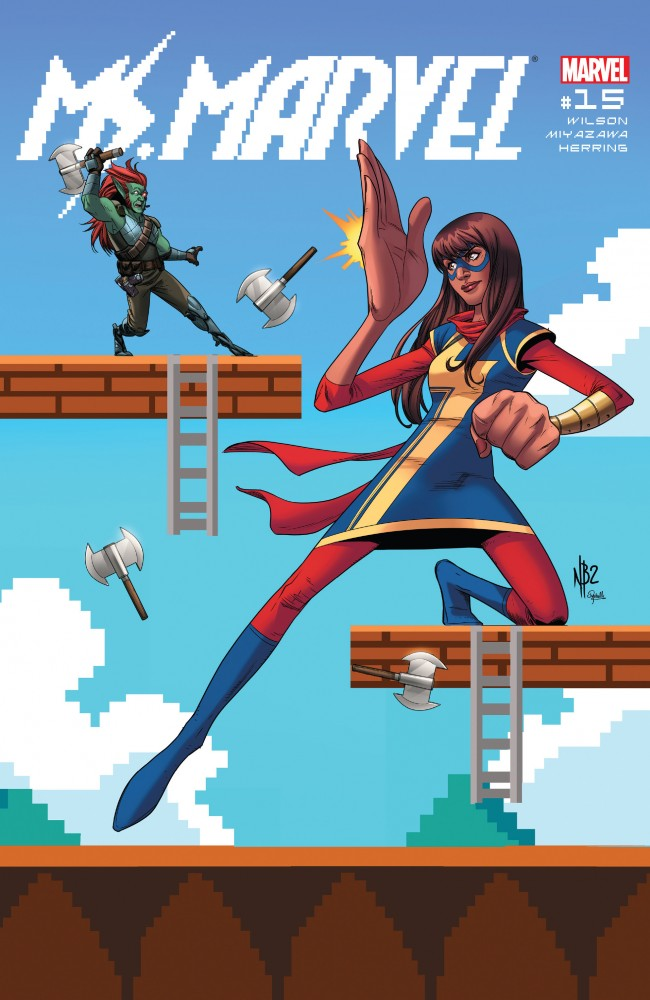 Ms. Marvel #15
