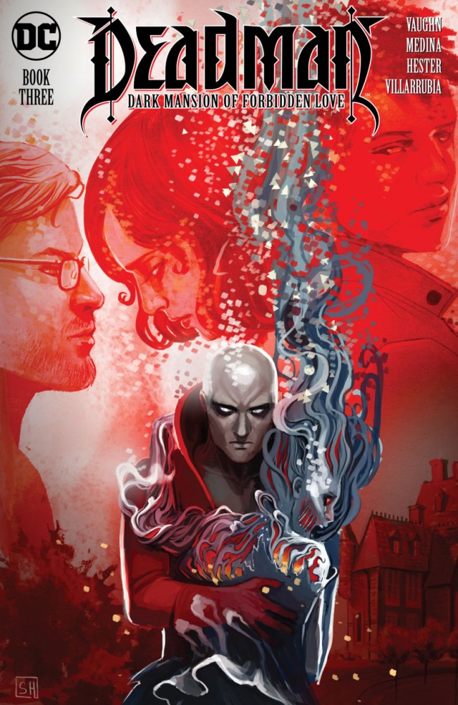 Deadman - Dark Mansion of Forbidden Love #3
