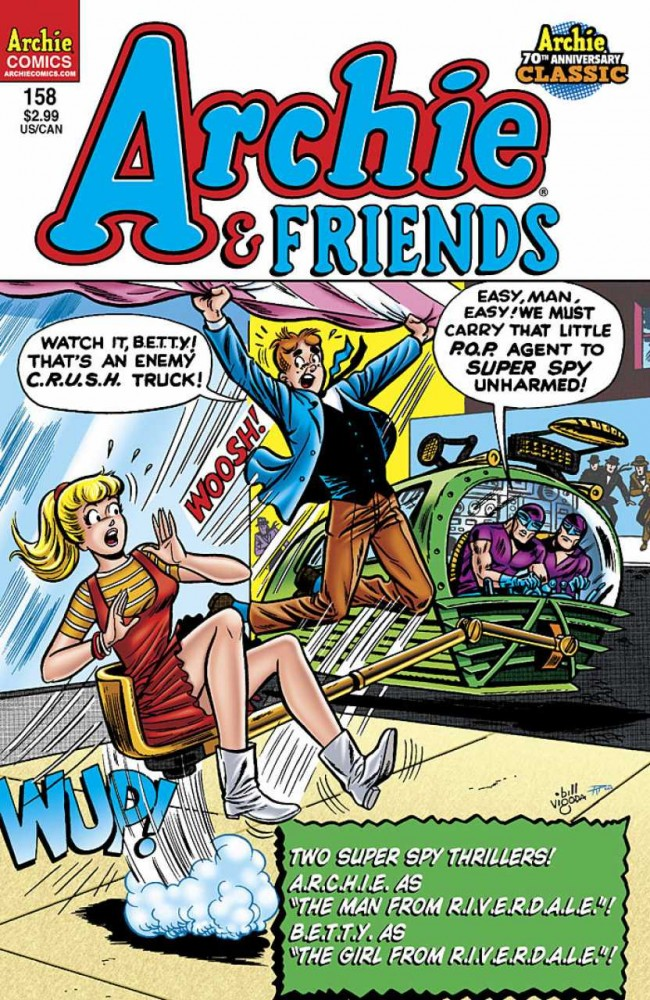 Archie and Friends #158