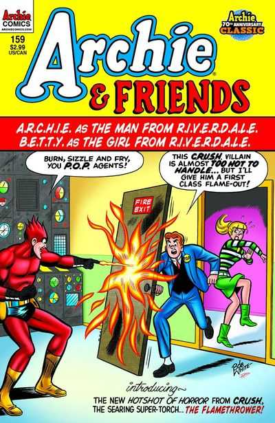Archie and Friends #159