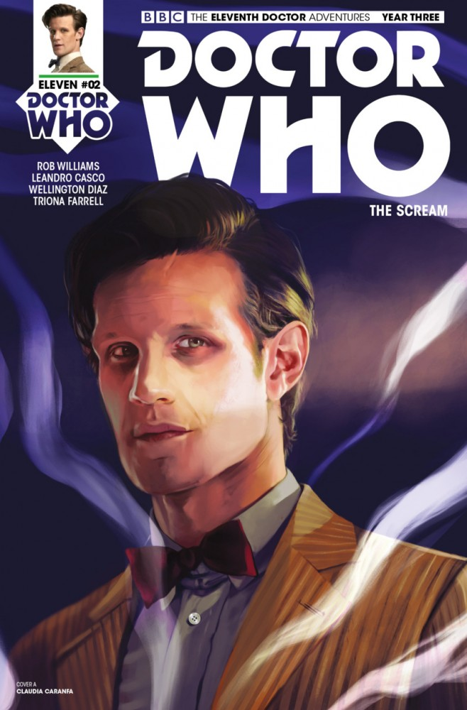 Doctor Who - The Eleventh Doctor Year Three #2