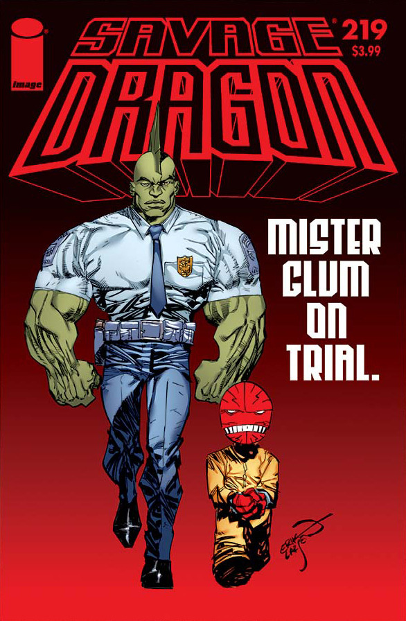 Savage Dragon #219