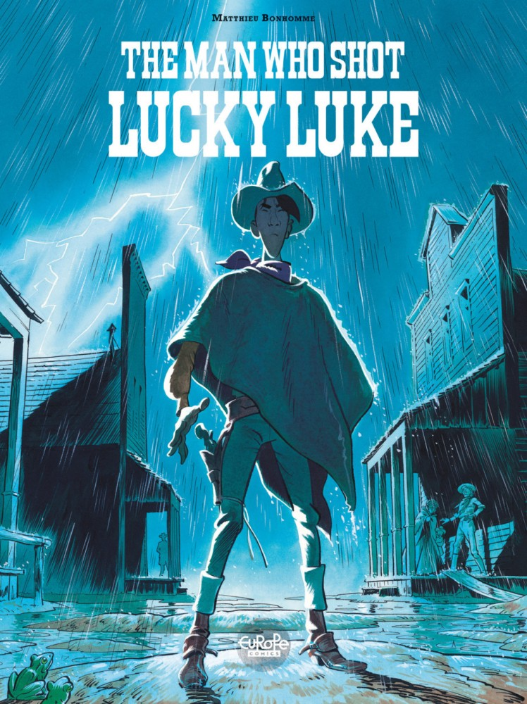 The Man Who Shot Lucky Luke #1