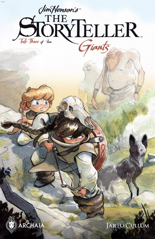 Jim Henson's The Storyteller - Giants #3