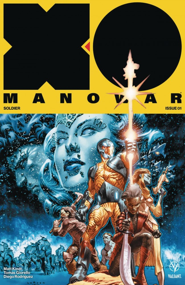 X-O Manowar 2017 - Spring Preview