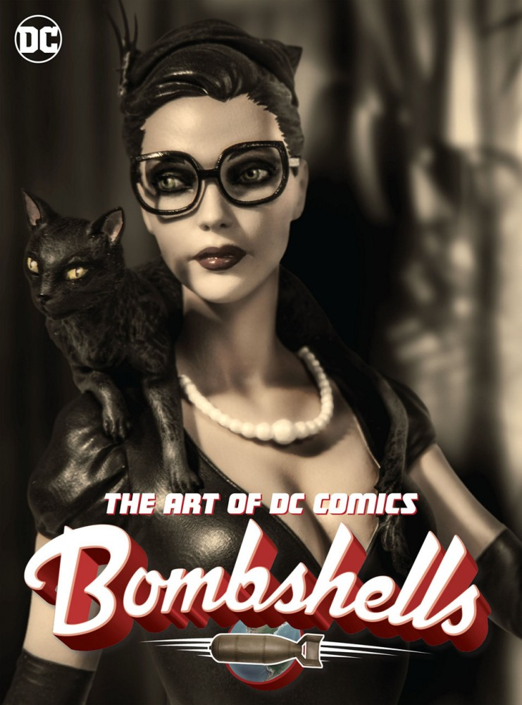 The Art of DC Comics Bombshells #1 - HC