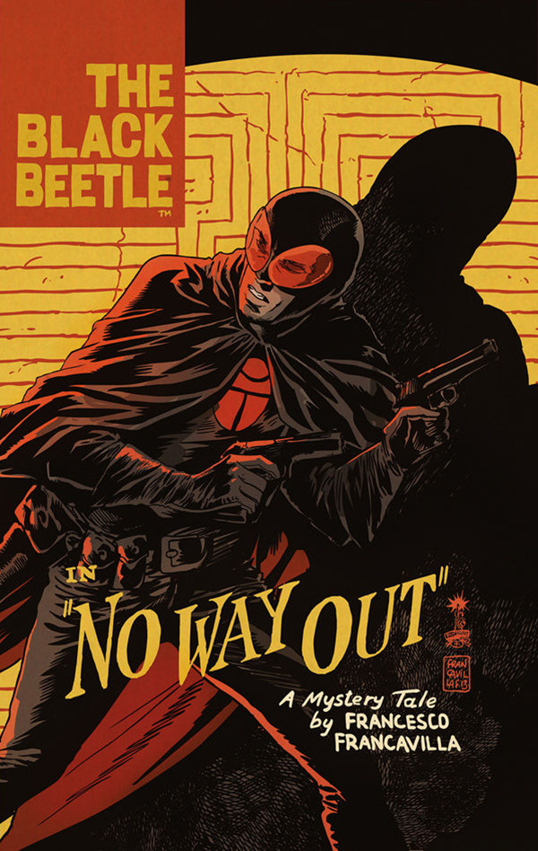 The Black Beetle Vol.1 - No Way Out