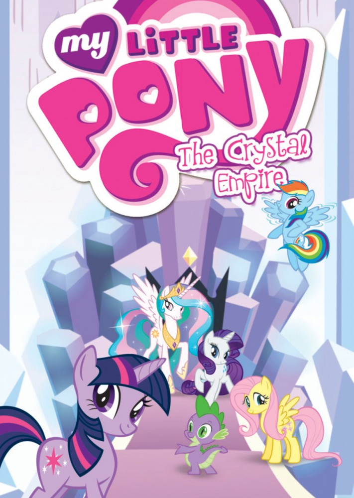 My Little Pony - The Crystal Empire #1 - GN