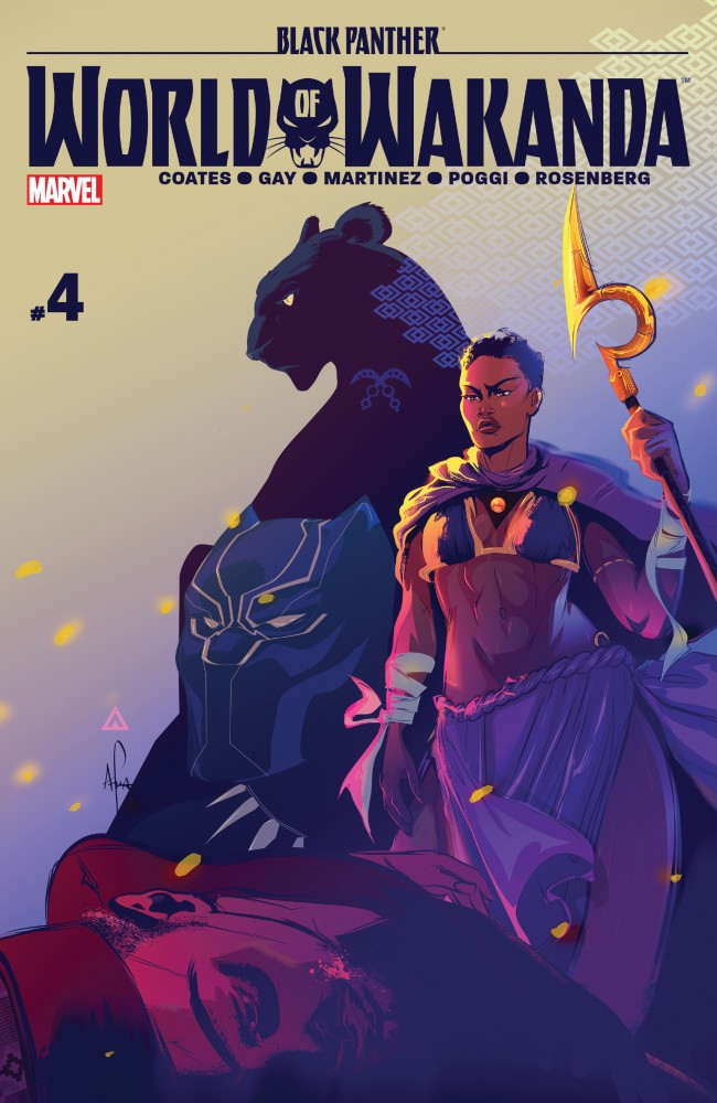 Black Panther - World of Wakanda #4