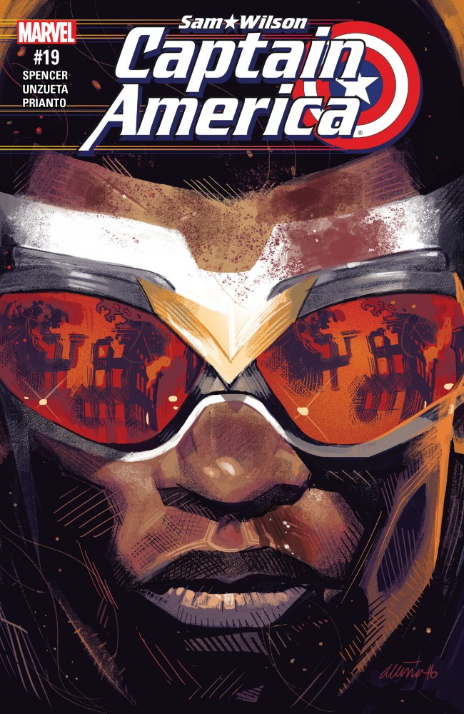 Captain America - Sam Wilson #19