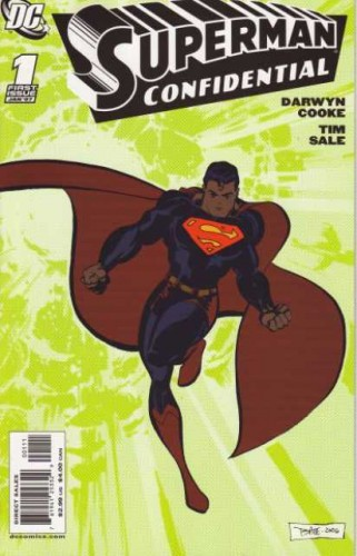 Superman Confidential (1-13 series) Complete