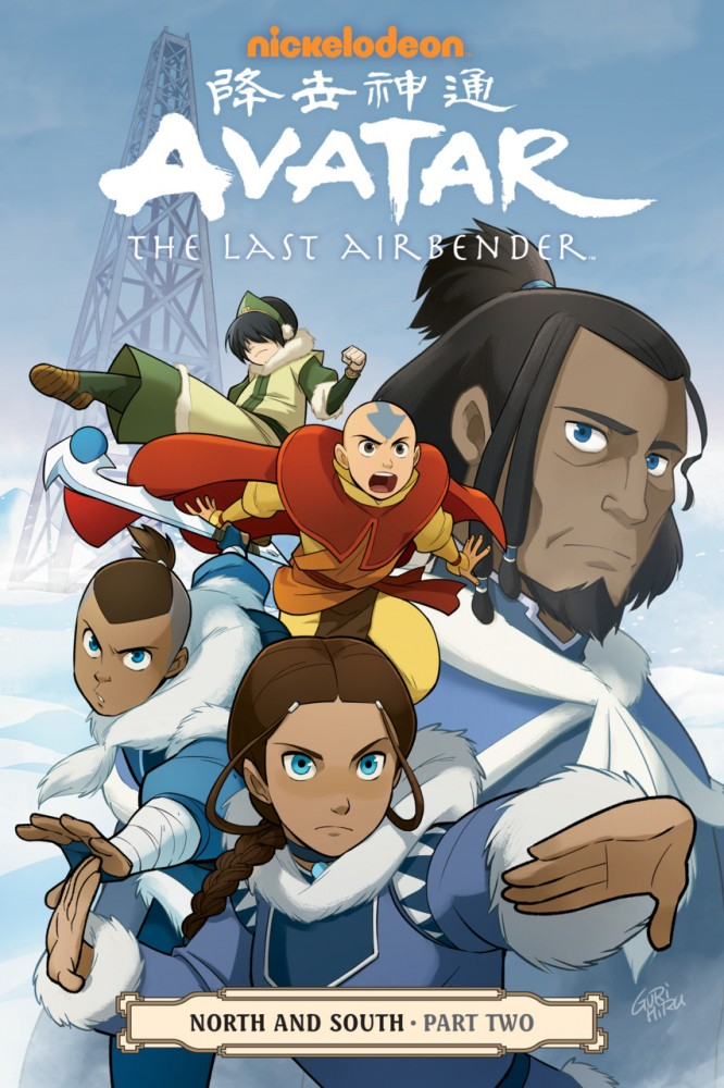 Avatar - The Last Airbender - North and South Part 2